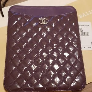 Chanel Ipad slip case